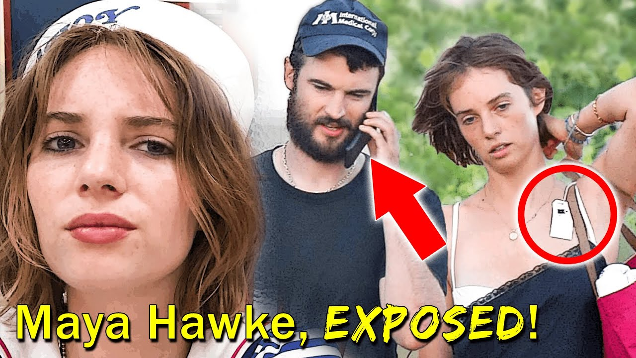 The TRUTH About Maya Hawke From Stranger Things