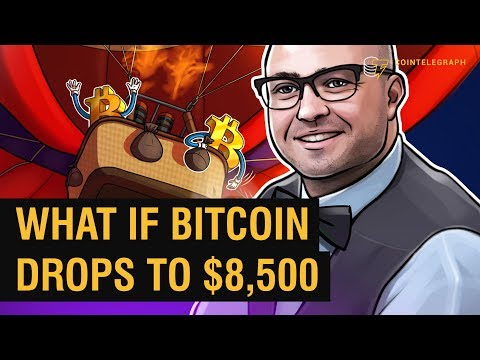 What If Bitcoin Drops to $8.5K? | Crypto Markets