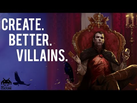 How to Make GREAT D&D Villains