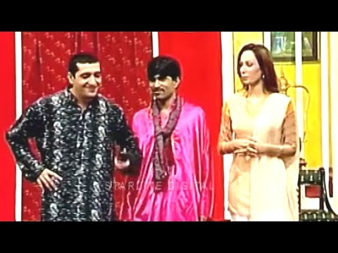 Best Of Zafri Khan and Sajan Abbas New Pakistani Stage Drama Full Comedy Funny Clip | Pk Mast