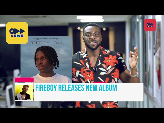 Accelerate News - A new Miss Nigeria is Crowned, Fireboy's Album and More on Access the Stars