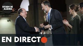 🔴 DIRECTO   Rey Felipe VI acto Premio Nacional Pyme del Año 2020