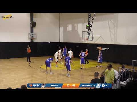 Take Shot - Profit Basket (2). Элита. Тур 19. Сезон 2019/20