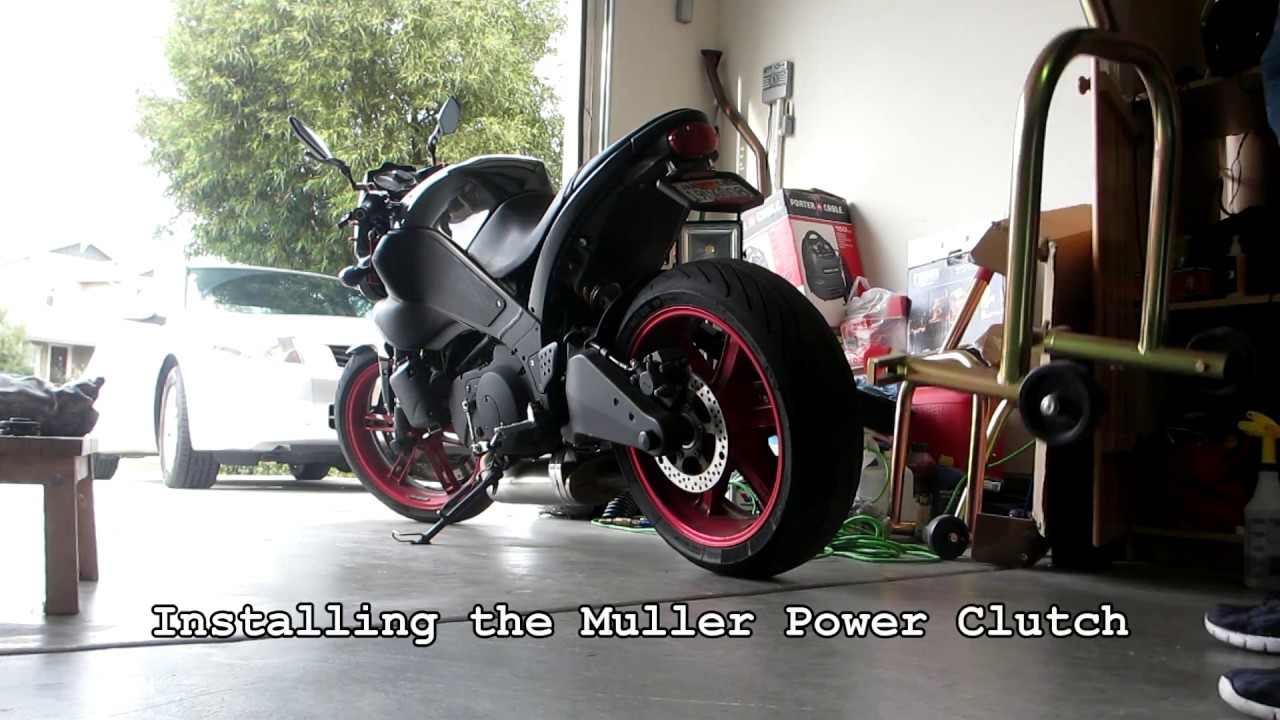 Muller Power Clutch Install On A Buell Xb Or Hd Sportster Youtube 2009 1125cr Wiring Diagram