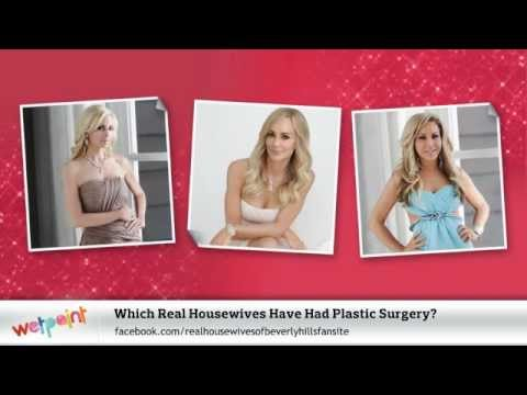 Which Real Housewives Have Had Plastic Surgery?