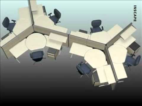 Inscape Office Furniture Systems Planning