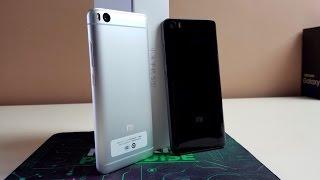 Xiaomi Mi5S розпакування побіжний огляд на гарячу новинку. Дивний китайський конвеєр з новою плюшки!