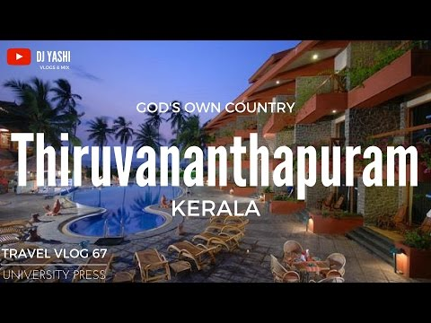 Thiruvananthapuram, Kerala | April 2017 | Day 1 | Travel Vlog 67