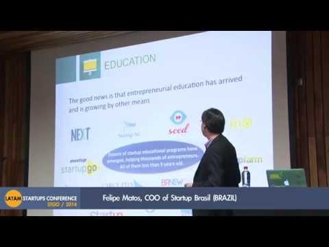 The Brazilian Startup Ecosystem