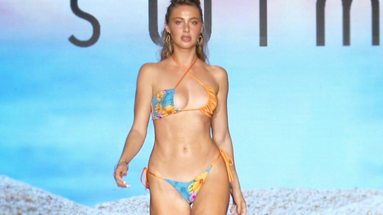 Nalu Spring Summer 2022 Paraiso Miami Beach Swim Week