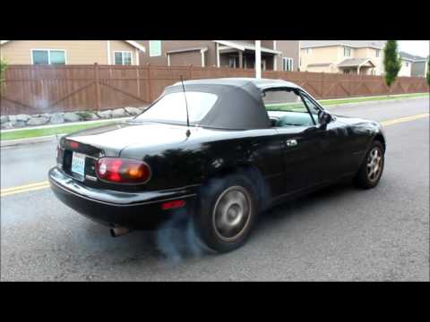 WILL THE AUTOMATIC MIATA BLOW UP??