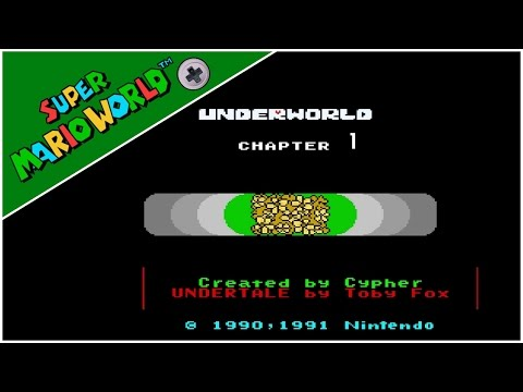 Underworld - Chapter 1 (Demo) (2017) | Super Mario World Hack
