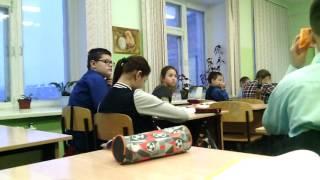 VLOG:на уроке общество знания))!!