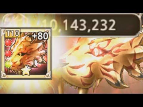 King's Raid - Spending 10M Raid Tokens + Getting Gladi's 1 Star UW!