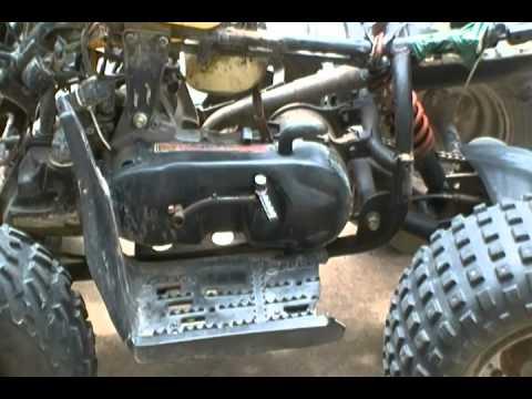POLARIS SCRAMBLER 90 ATV REFRESH PROJECT  YouTube