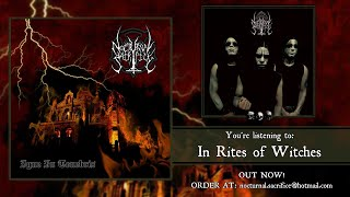 Nocturnal Sacrifice (Mex) - In Rites Of Witches