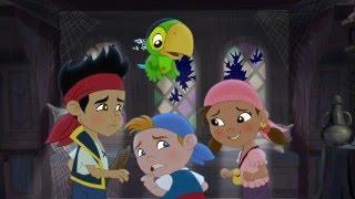 Джейк и пираты Нетландии - Пиратская история о призраках/Королева Иззи-белла - Серия 19, Сезон 3