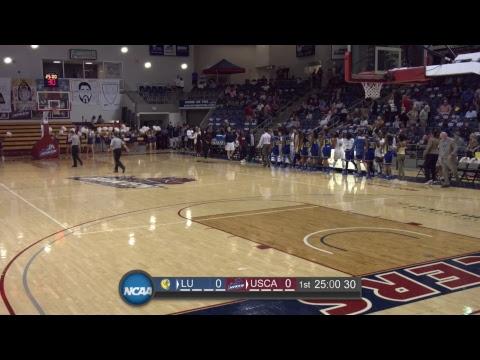 USC Aiken Women's Basketball vs Lander