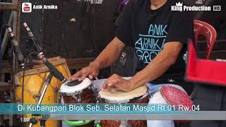 Teman Biasa Tanpa Vocal - Arnika Jaya Live Kubangpari Kersana Brebes