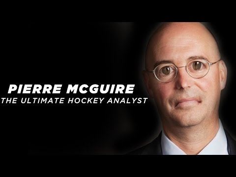 Pierre McGuire: The Ultimate Hockey Analyst
