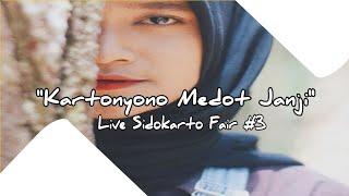 Gambar cover Kartonyono Medot Janji  DENNY CAKNAN -Live at Sidokarto fair #3