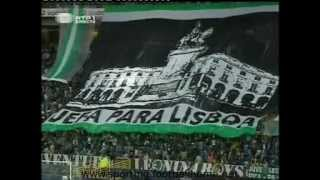Sporting - 4 Newcastle - 1 de 2004/2005