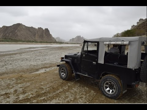 Balochistan Trip 2016 Land Cruiser FJ40