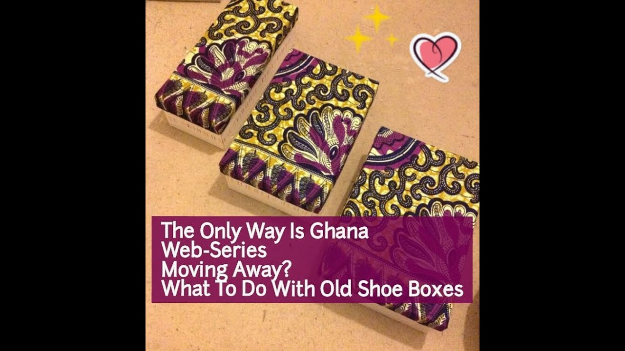 Diy recycle your old shoe boxes into storage jewellery for Reuse shoe box ideas