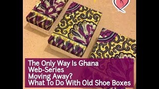 Diy: Recycle Your Old Shoe Boxes Into Storage/jewellery/gift Boxes