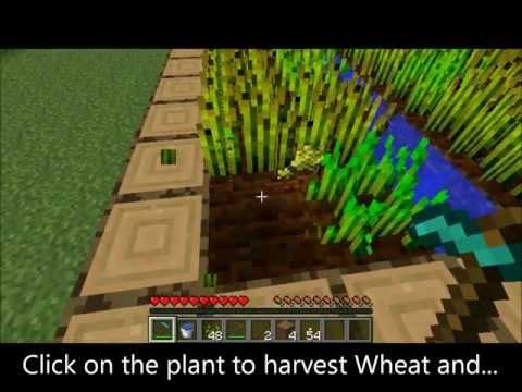 [MineCraft] The Basics - FARMING GUIDE