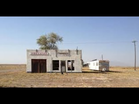 Atomic City, Idaho Drive Thru - First Fatal Explosion Affected Atomic City Dramaticly!