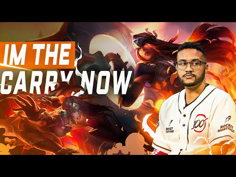 Aphromoo   I'M THE CARRY NOW - CARRYING ON SIVIR ADC