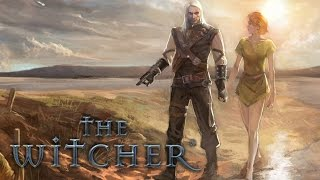The Witcher прохождение с Карном. Часть 14 - Трисс или Шани?