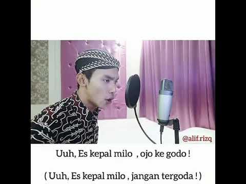 Alif Rizky - BTS Go Go (versi Ramadhan) Cover [Es Kepal Milo]