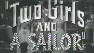 Two Girls and a Sailor Trailer (1944)
