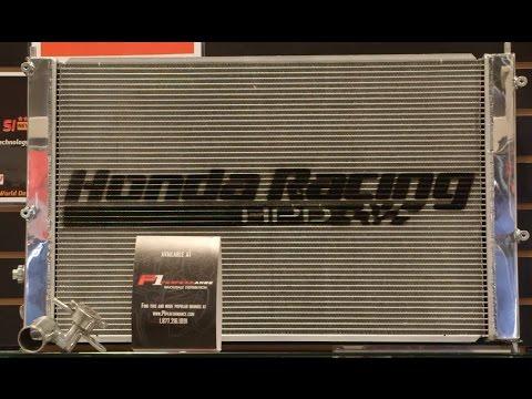 CSF Radiators Custom & Universal Radiators at SEMA 2016