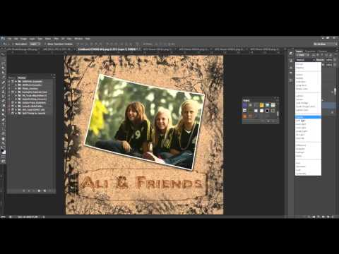 Digital Scrapbooking with Adobe Photoshop CS6