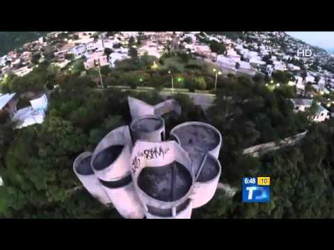La casa de los tubos de monterrey se renovara youtube for La casa de los azulejos leyenda