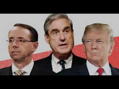 BOMBSHELL REPORT: Rod Rosenstein Ends Mueller's 'Trump Witch-Hunt'