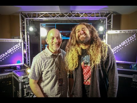 Claudio of COHEED AND CAMBRIA on writing from personal experience [POINTFEST 2019]