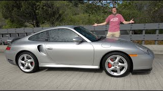 Here's Why the Porsche 911 Turbo (996) Is a Crazy Bargain