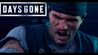 DAYS GONE All Cutscene Movie Game Movie (#DaysGone Full Movie)