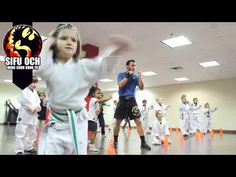 Kickboxing Kids   Kids Kickboxing, Lakeland FL   Sifu Och Wing Chun Kung Fu