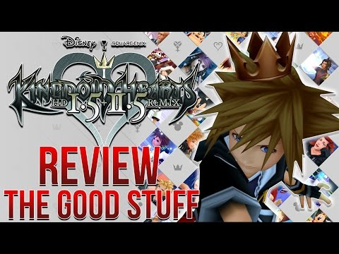 The Good Stuff About Kingdom Hearts 1.5+2.5 PS4 - REVIEW