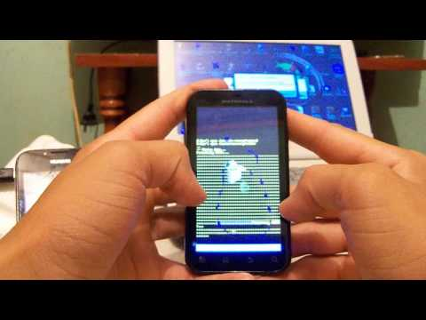 RESET ANDROID Motorola Defy mb525 y mb526 Facil 100%
