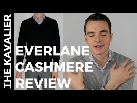 Why Everlane Cashmere Should Be Your Next (or First) Cashmere Sweater