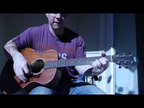 How to Make the Guitar Talk part 1  Matt McCoy