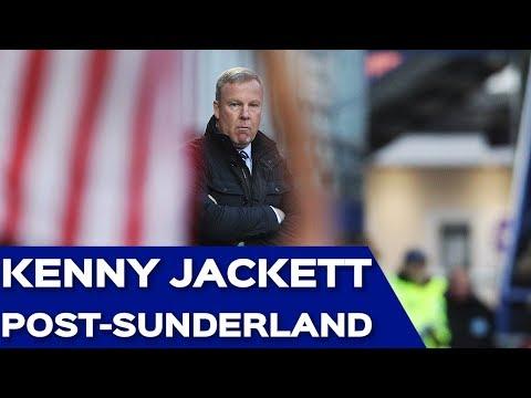 Kenny Jackett post-Sunderland