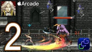 Castlevania Grimoire of Souls Apple Arcade Walkthrough - Part 2 - Dracula's Castle