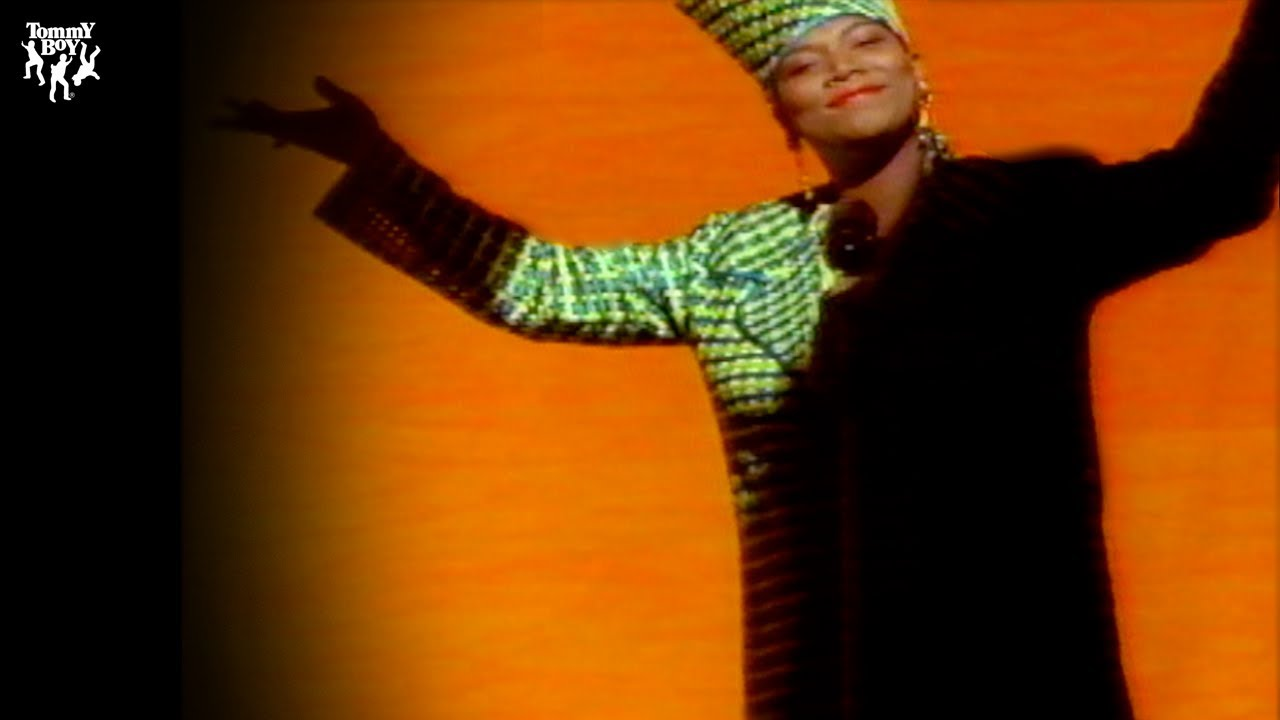 Queen Latifah , Fly Girl (Official Music Video)
